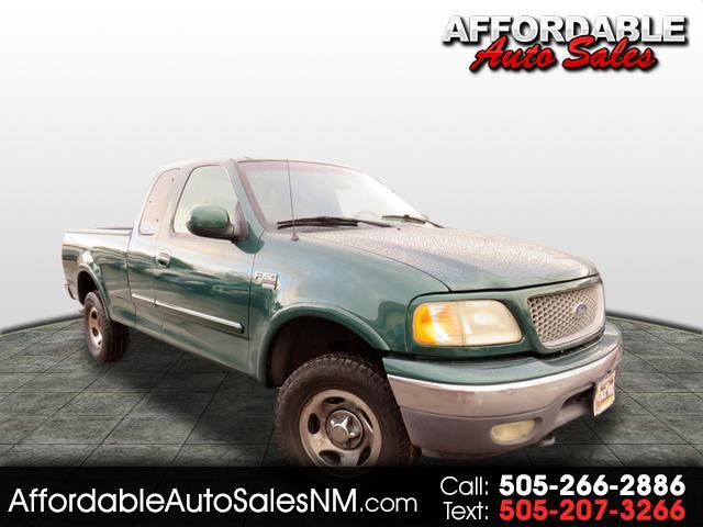 Ford F-150 XLT SuperCab Long Bed 4WD 1999