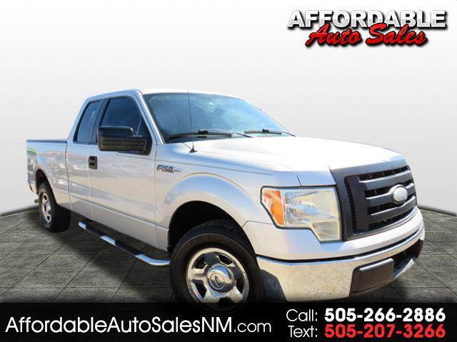 Ford F-150 XL SuperCab 8-ft. Bed 2WD 2009