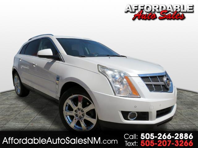 Cadillac SRX AWD Turbo Premium Collection 2010
