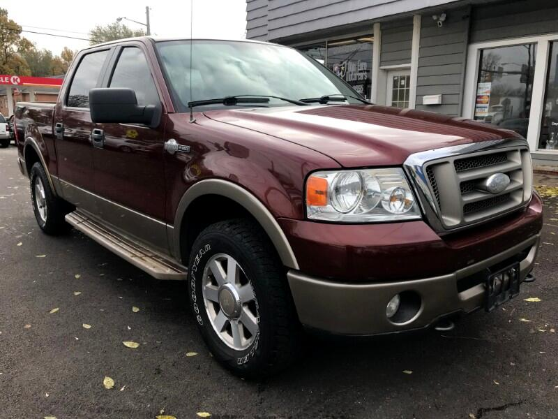 2006 Ford F-150 King Ranch 5.5 ft Bed
