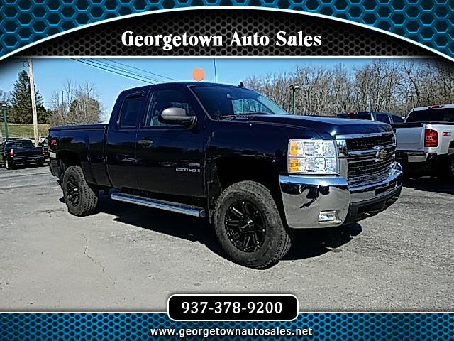 2008 Chevrolet Silverado 2500HD LT Ext. Cab Short Bed 4WD