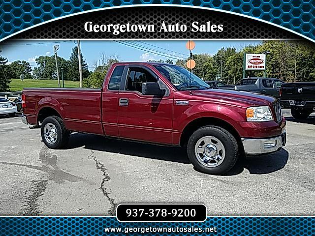 2005 Ford F-150 Regular Cab 2WD