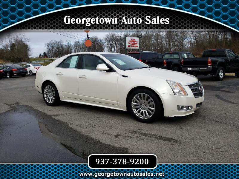 2011 Cadillac CTS 3.6L Performance AWD