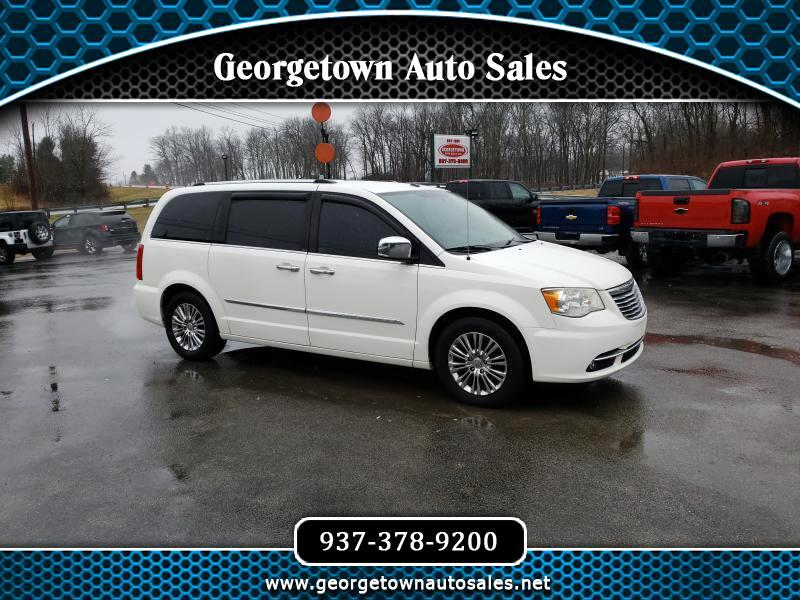 2011 Chrysler Town & Country 4dr LWB Limited FWD