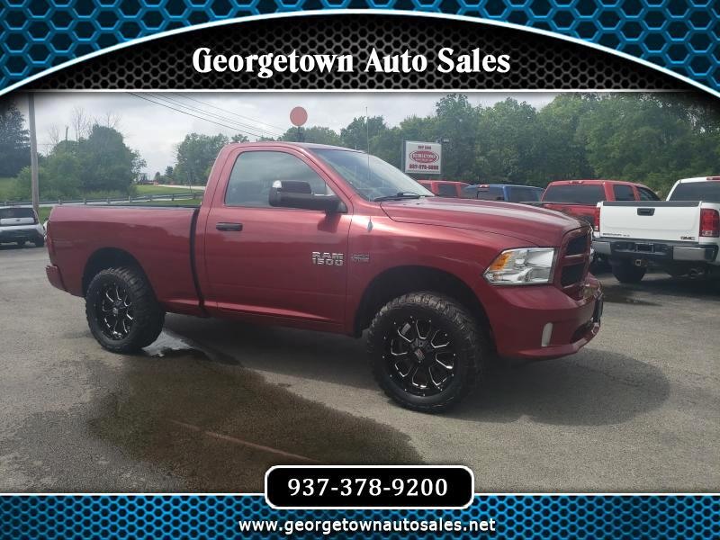 RAM 1500 Tradesman Regular Cab SWB 4WD 2013