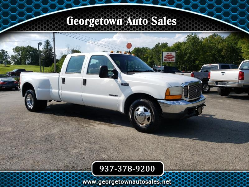2000 Ford F-350 SD XLT Crew Cab Long Bed 2WD DRW