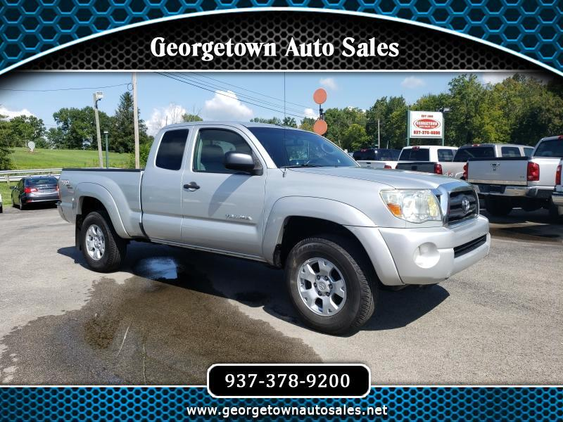 2007 Toyota Tacoma 4WD Access Cab V6 AT TRD Off Road (Natl)