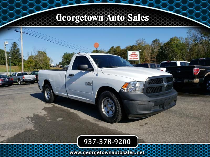 RAM 1500 Tradesman Regular Cab LWB 2WD 2013