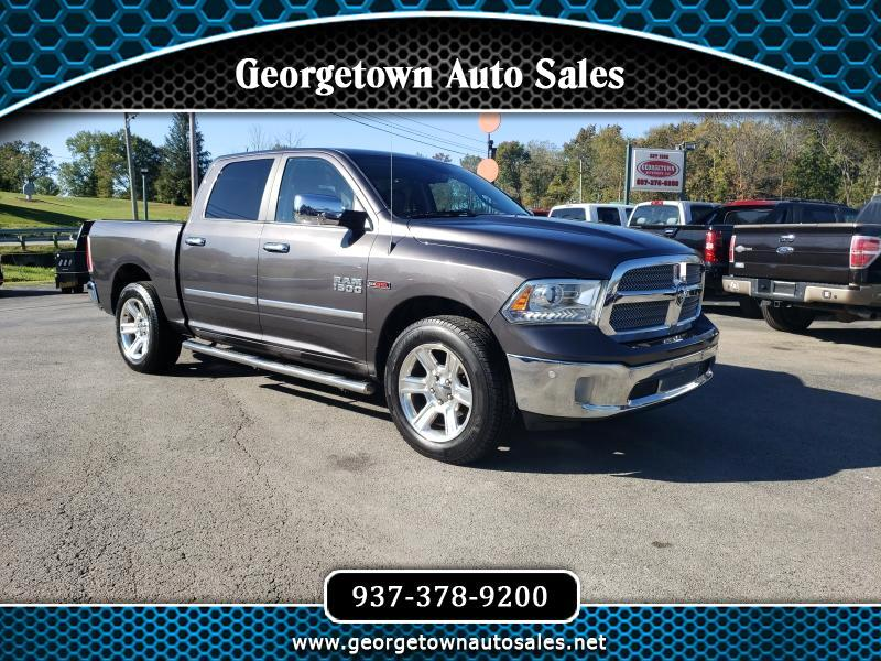 "2014 RAM 1500 Limited 4x4 Crew Cab 5'7"" Box *Ltd Avail*"