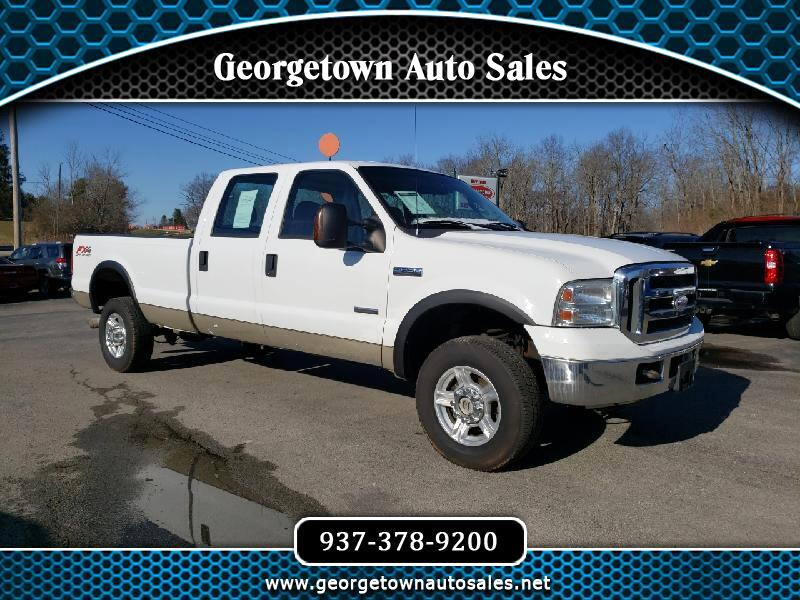 Ford F-350 SD FX4 Crew Cab Long Bed 4WD 2007