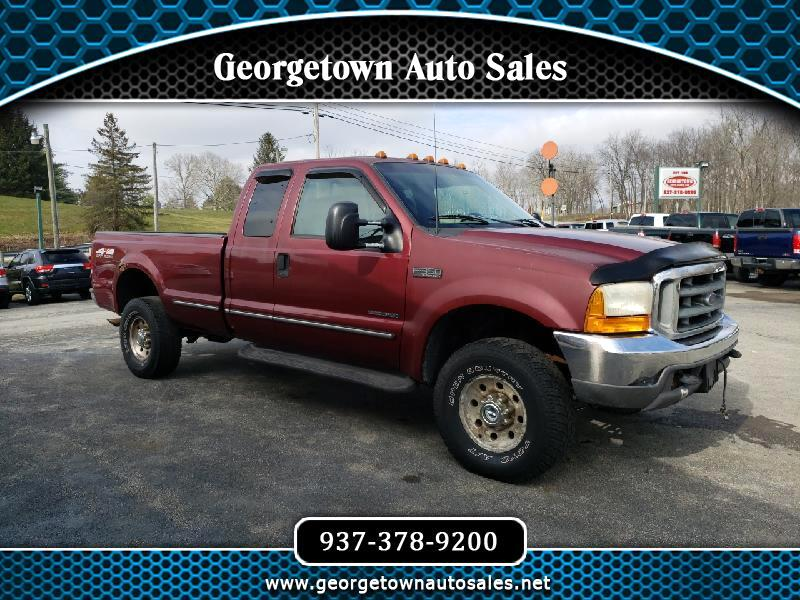 Ford F-350 SD XLT SuperCab Long Bed 4WD 1999