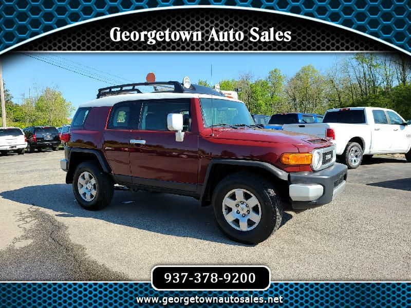 Toyota FJ Cruiser 4WD AT 2008