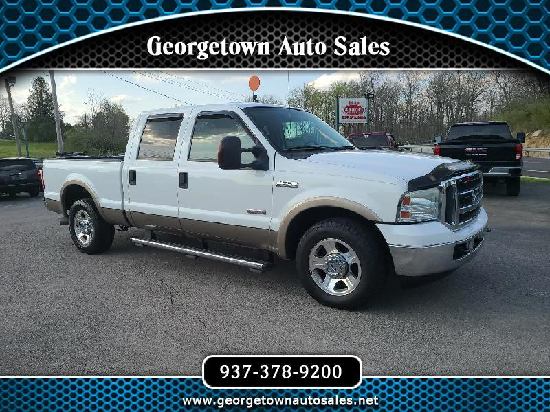 Ford F-250 SD Lariat Crew Cab Long Bed 2WD 2005