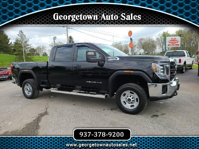 GMC Sierra 2500HD Base Crew Cab 4WD 2020