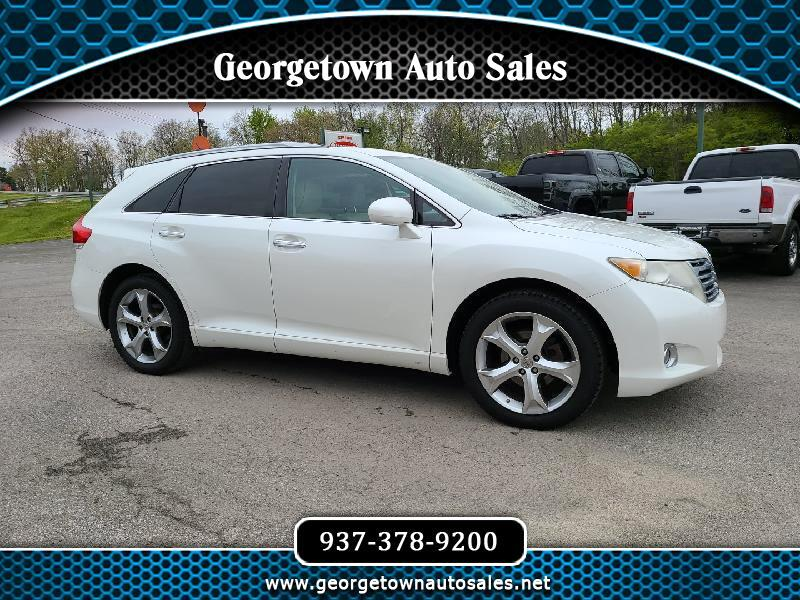 Toyota Venza 4D SUV AWD 2009
