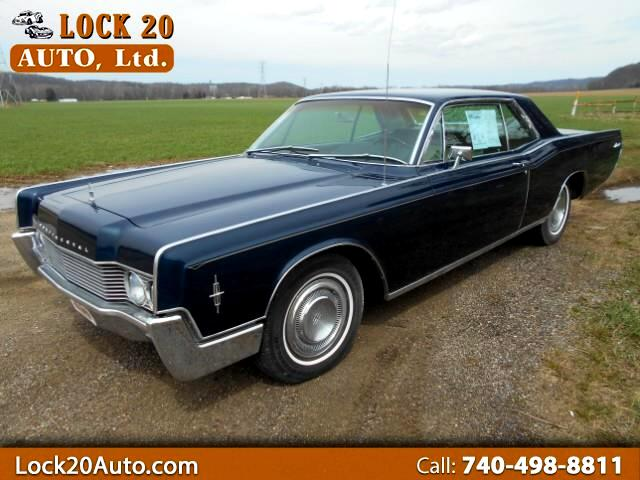 1966 Lincoln Continental Base