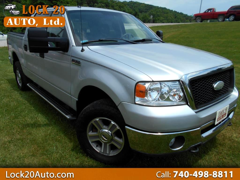 2008 Ford F-150 X SUPERCREW 4X4
