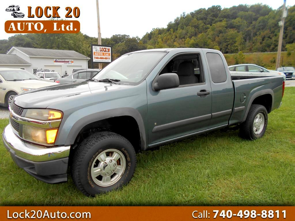2007 Chevrolet Colorado Lt EXT CAB