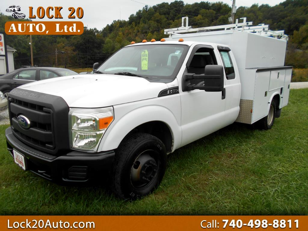 2011 Ford Super Duty F-350 DRW SUPER DUTY WORK TRUCK