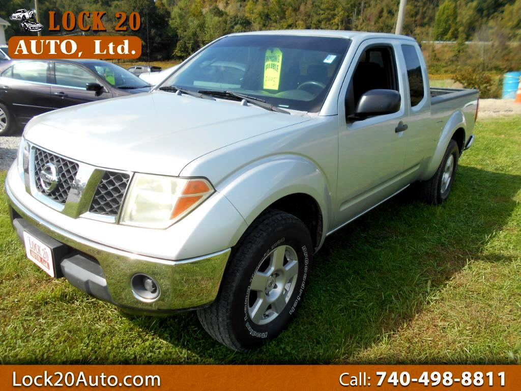 2007 Nissan Frontier KING CAB SE