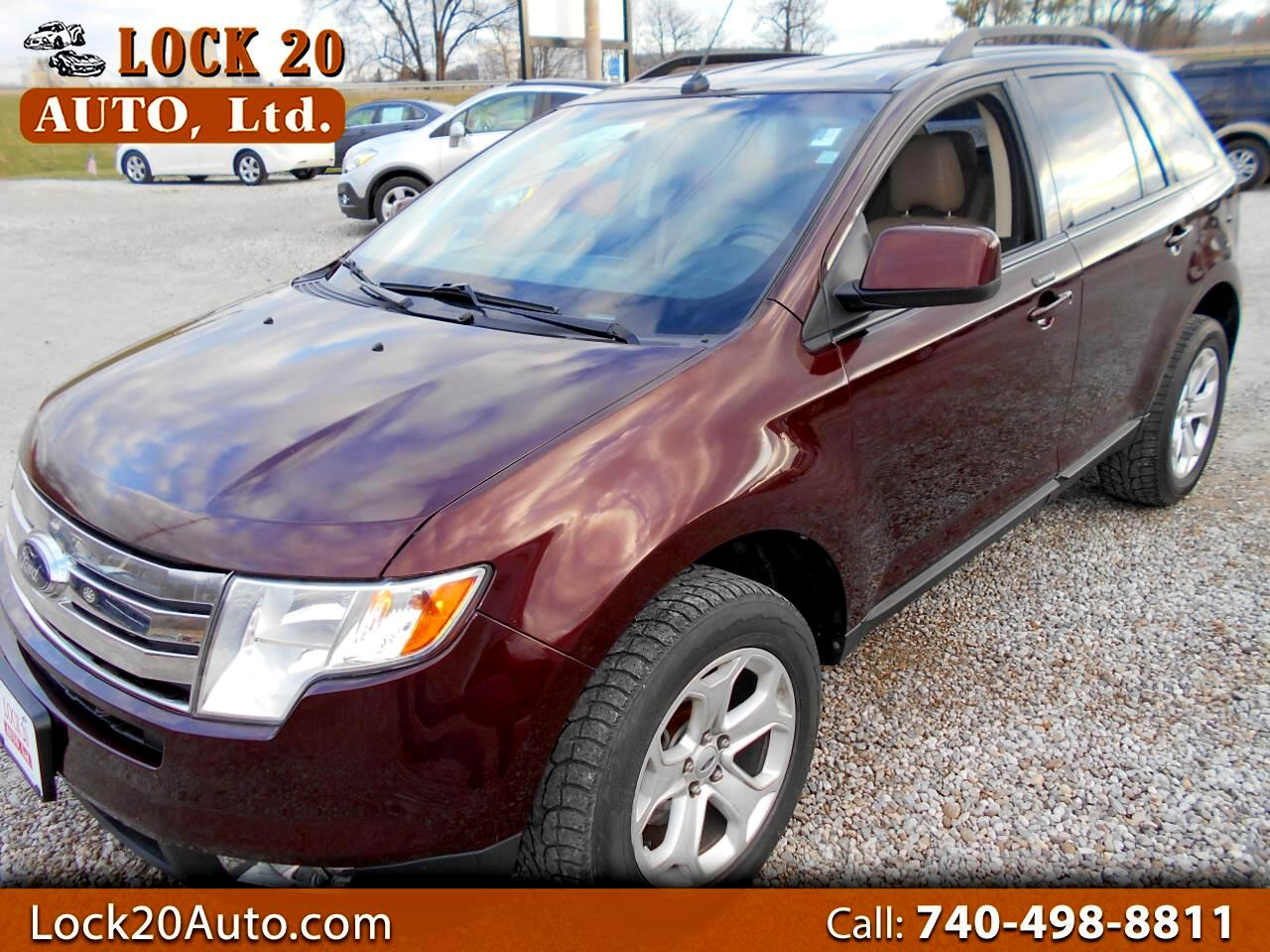 Lock 20 Auto Newcomerstown Oh New Used Cars Trucks Sales Service 1942 1951 Ford For Sale 2010 Edge 4dr Sel Awd