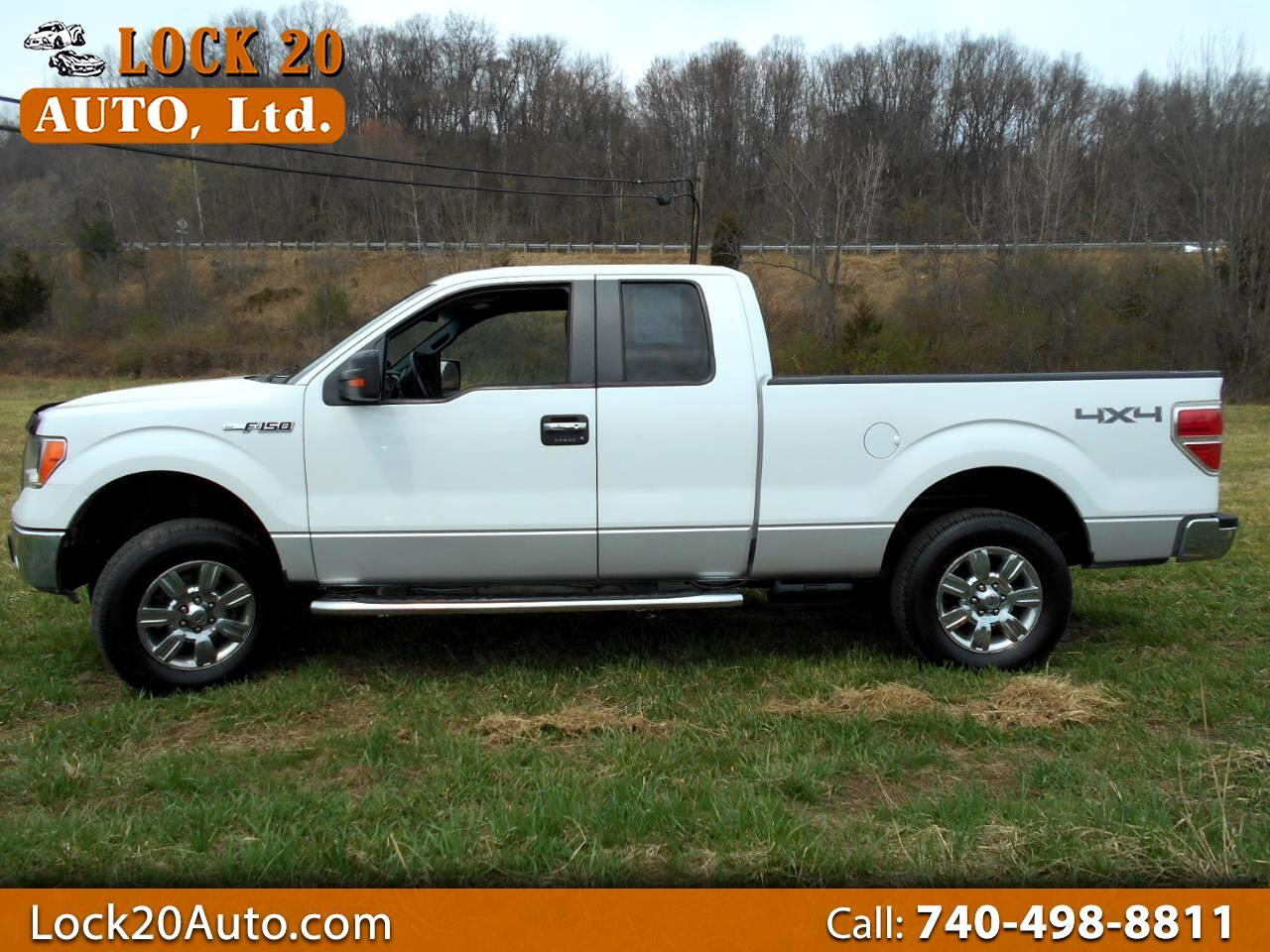 2011 Ford F-150 SUPER CAB