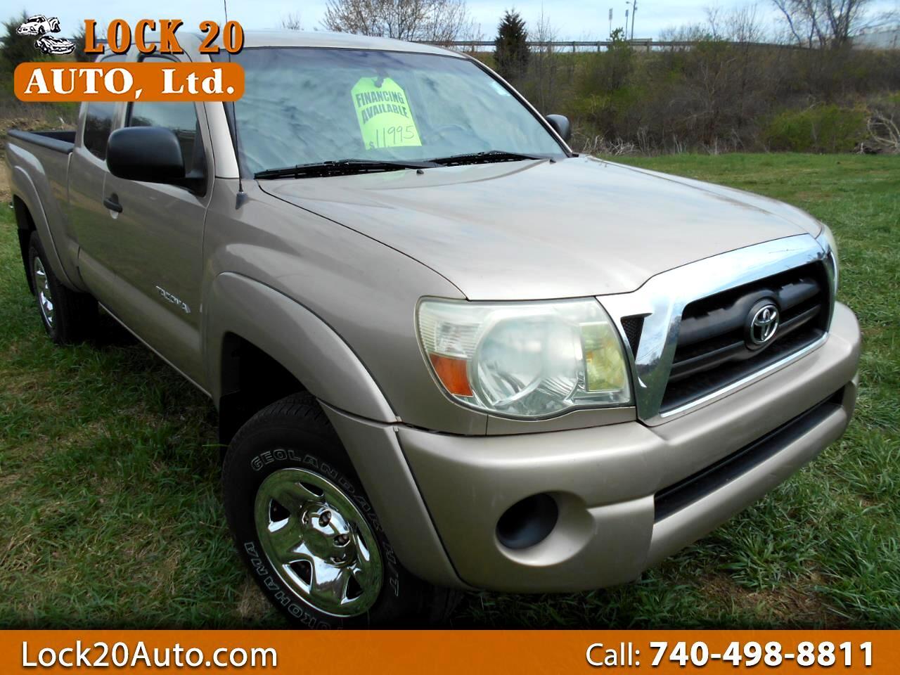 2006 Toyota Tacoma SR5