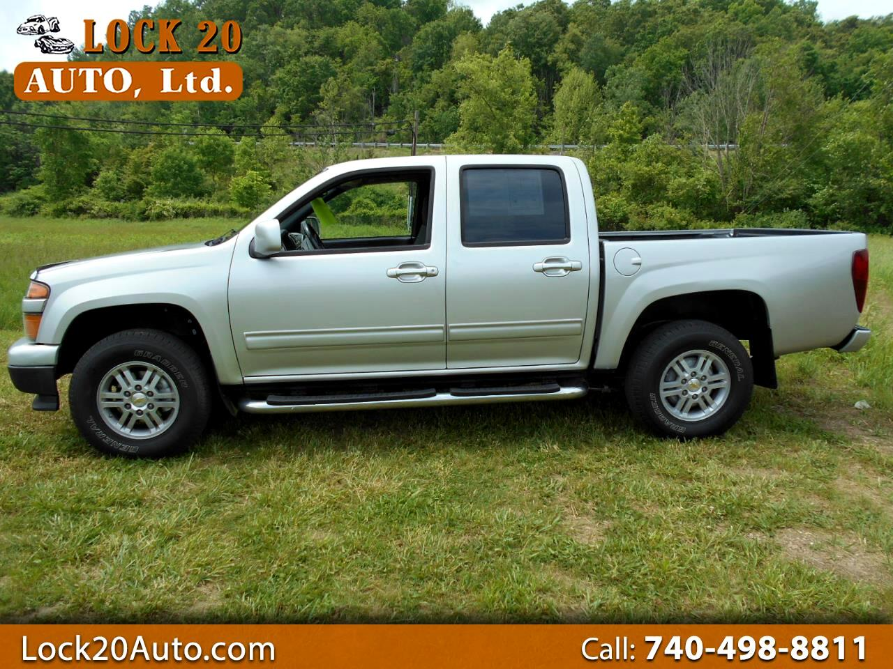 2010 Chevrolet Colorado LT