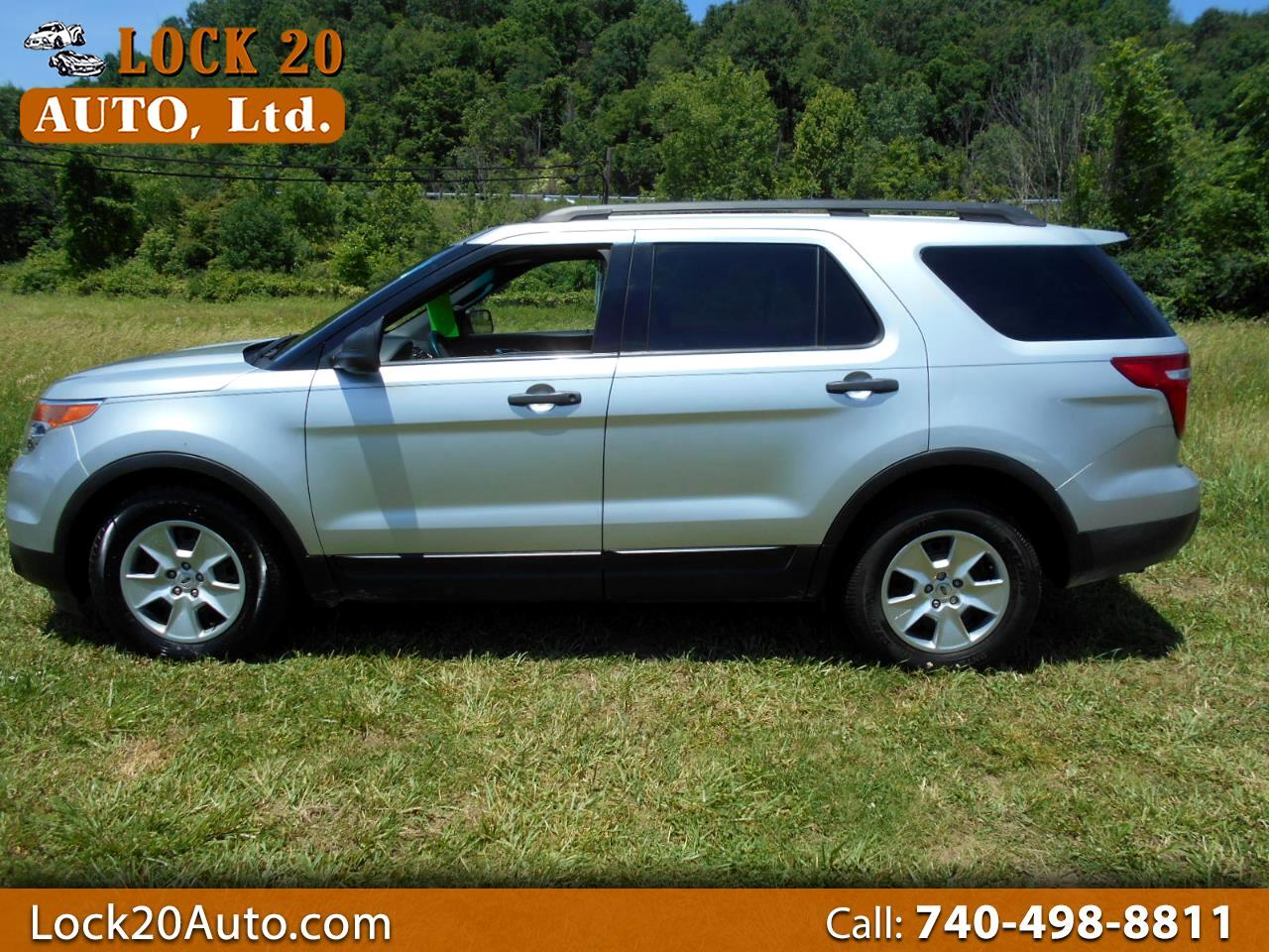 2012 Ford Explorer 4dr Wagon XLT