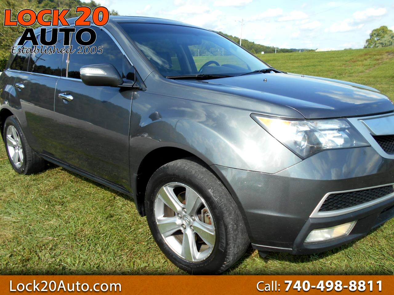 2010 Acura MDX TECHNOLOGY