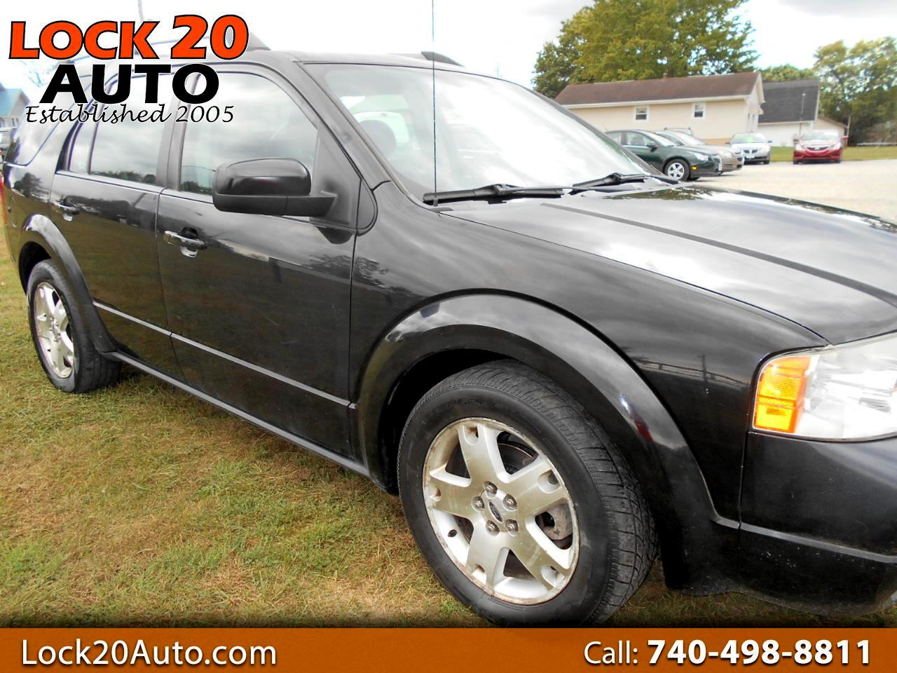 2005 Ford Freestyle 4dr Wgn Limited AWD