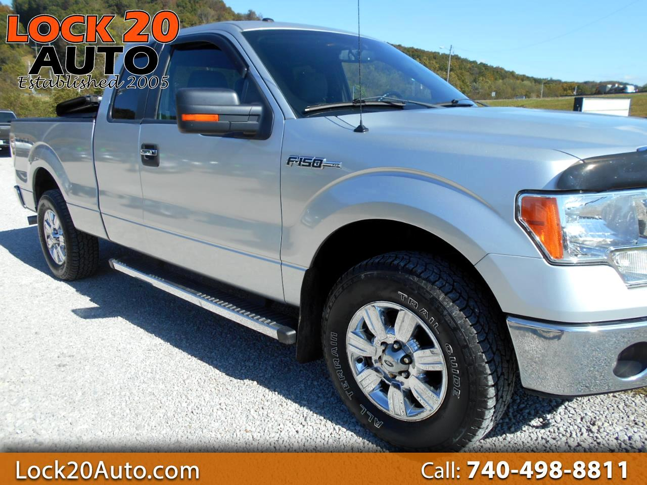 2011 Ford F-150 SUPER CAB XLT