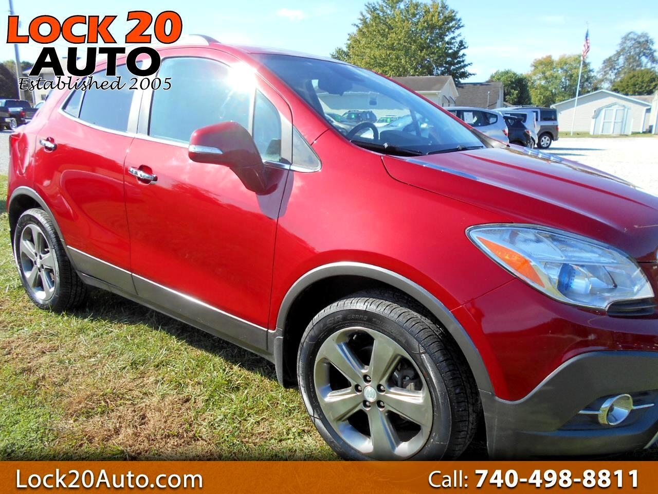 2014 Buick Encore AWD 4dr Convenience