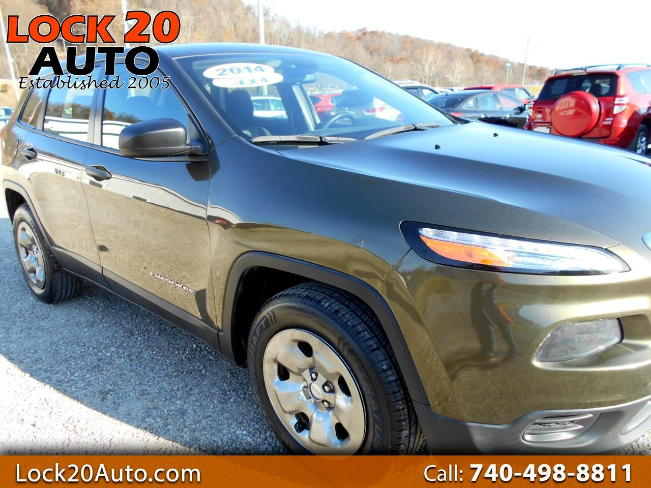 Jeep Cherokee 4dr Sport 4WD 2014