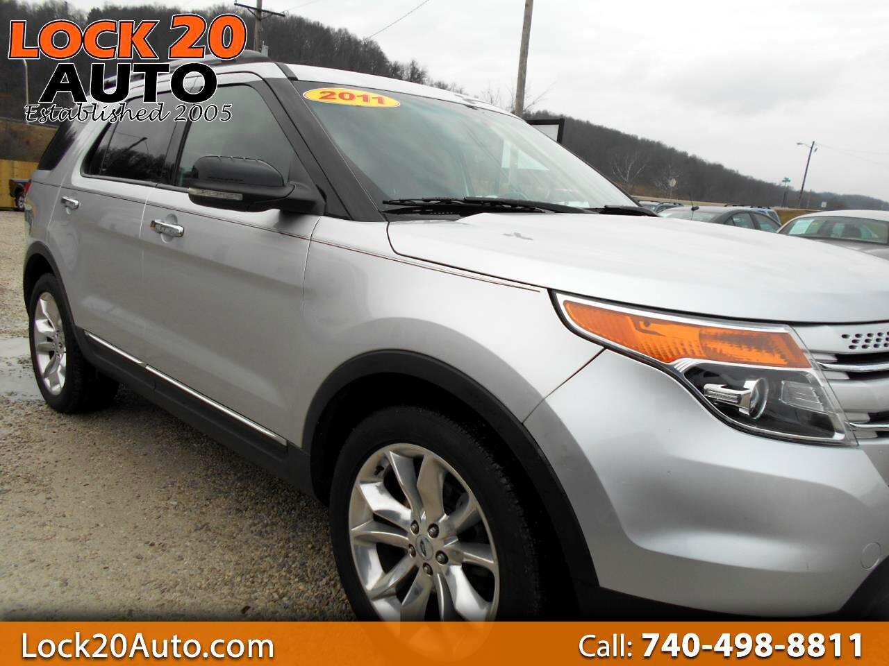 Ford Explorer XLT FWD 2011