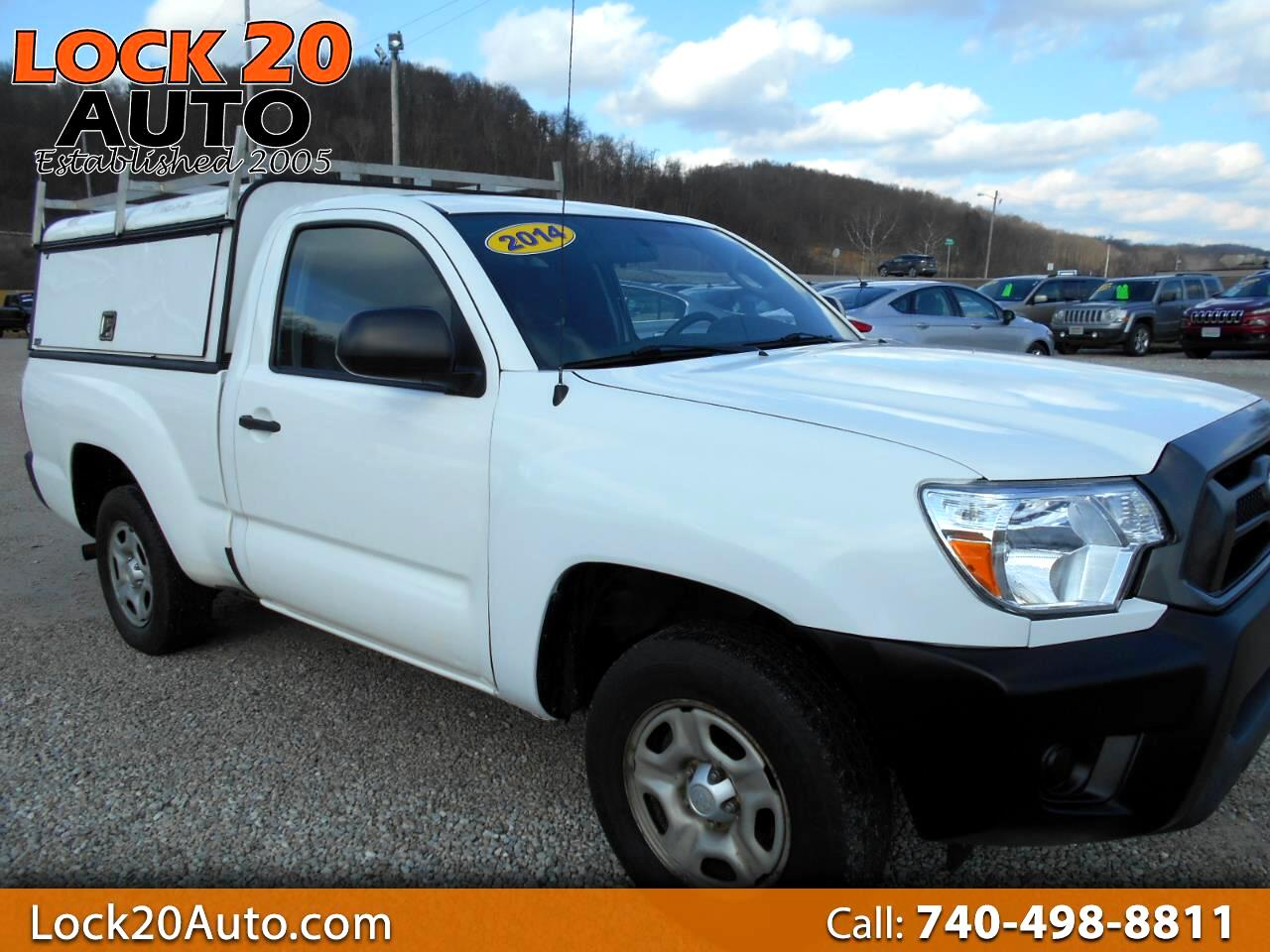 Toyota Tacoma 2WD Reg Cab I4 AT (Natl) 2014