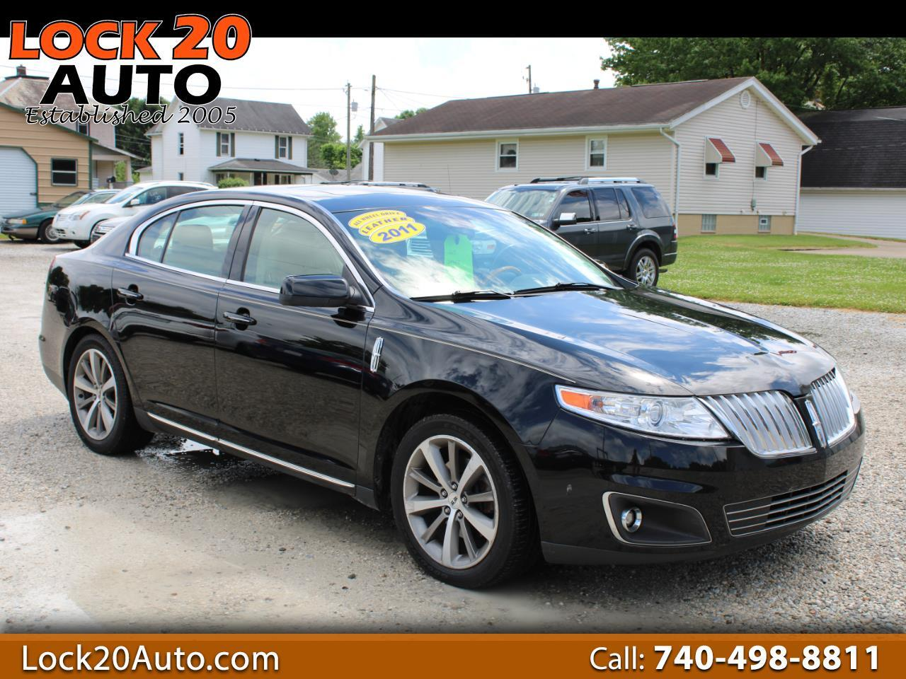 Lincoln MKS 4dr Sdn 3.7L AWD 2011