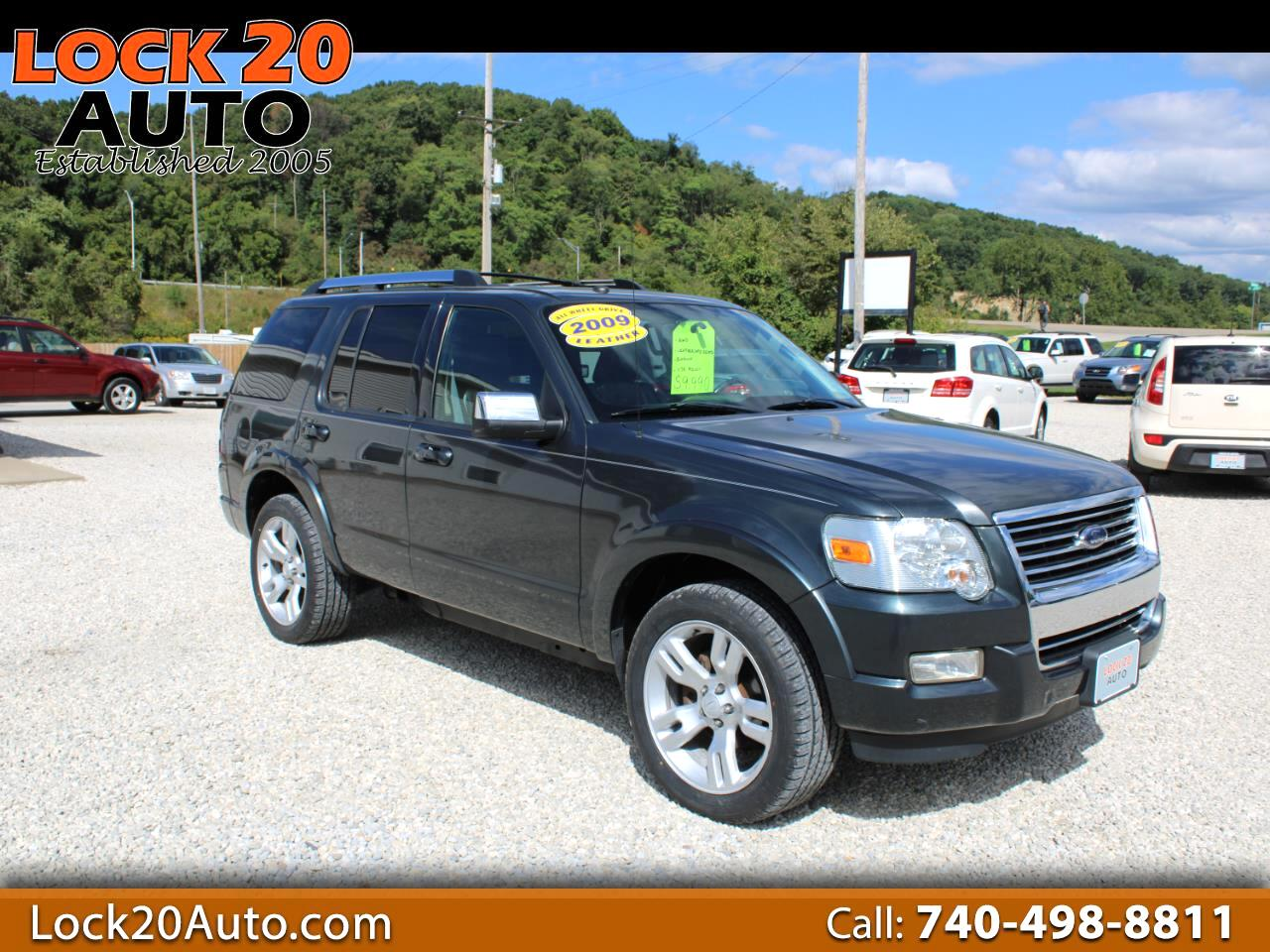 Ford Explorer AWD 4dr Limited 2009