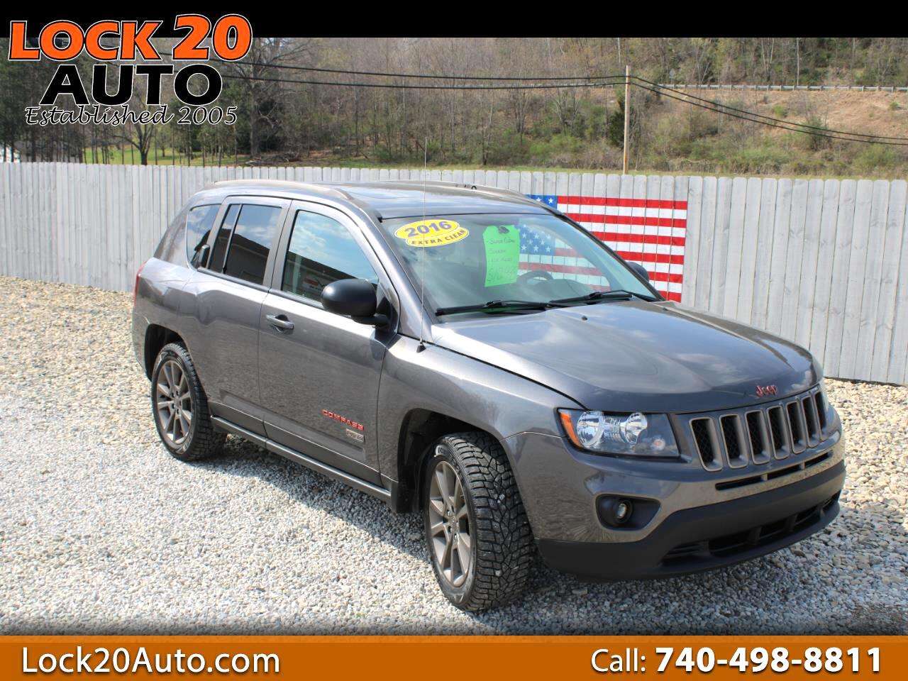 Jeep Compass 2WD 4dr Sport 2016