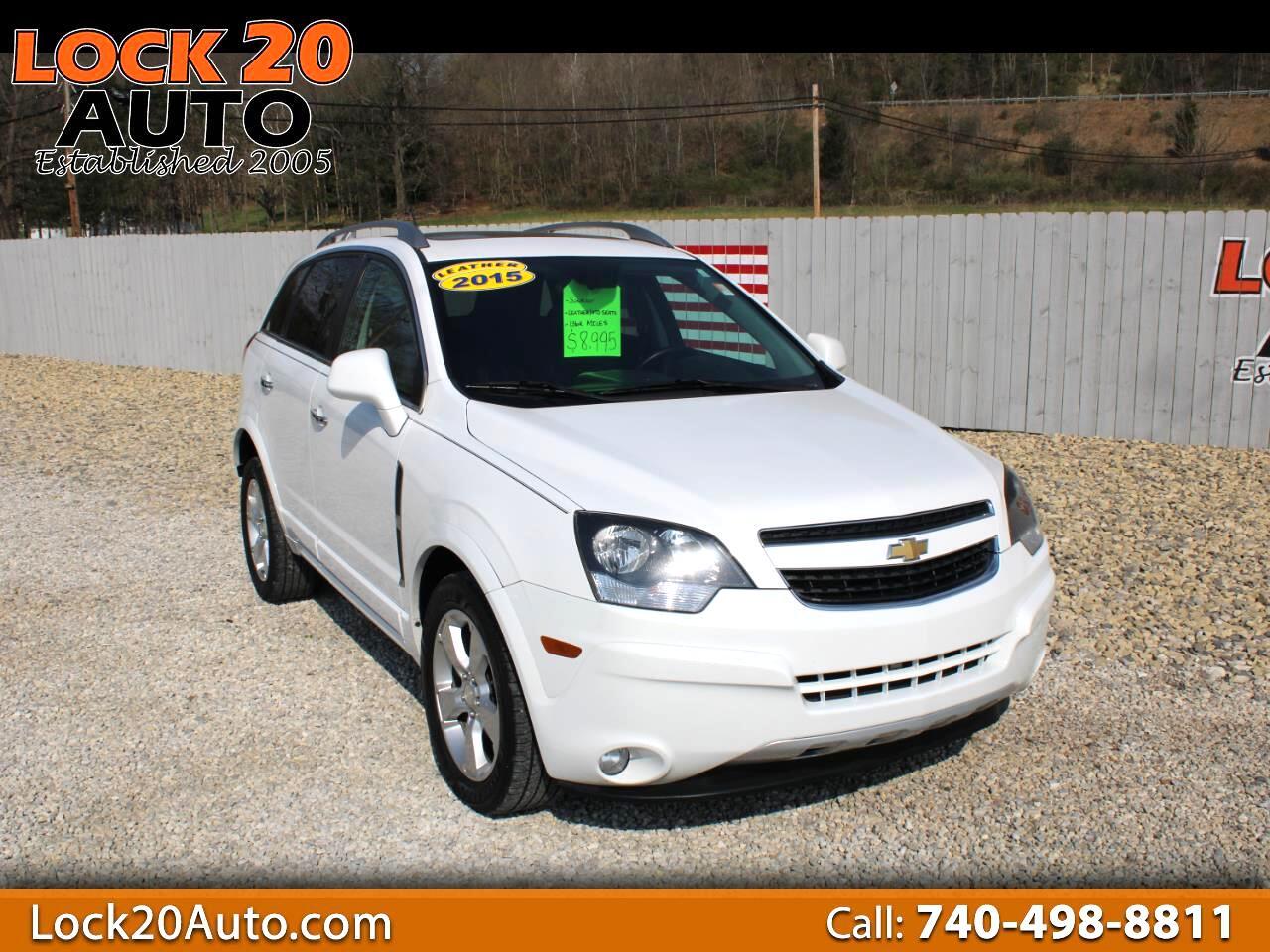Chevrolet Captiva Sport LTZ FWD 2015