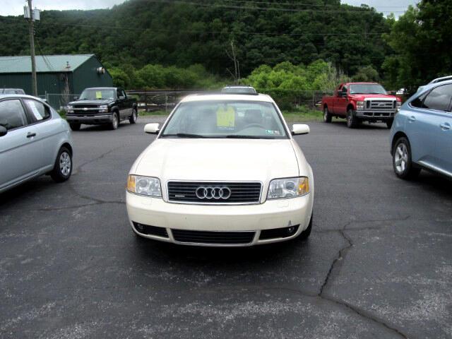 2002 Audi A6 2.7T