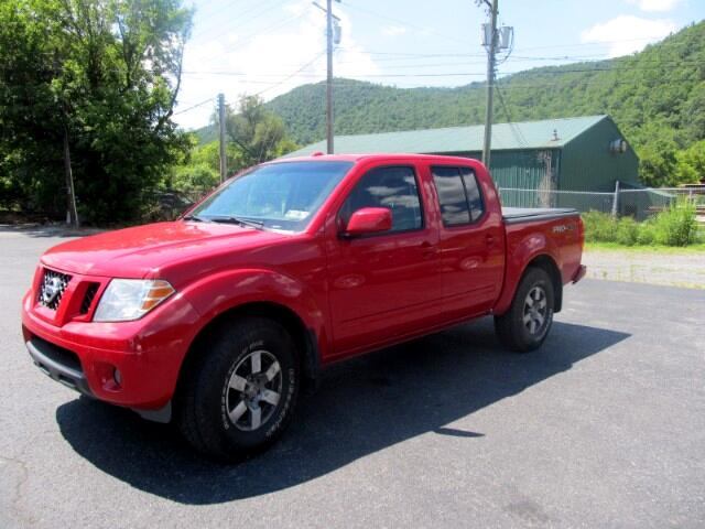 2009 Nissan Frontier LE Crew Cab 4WD