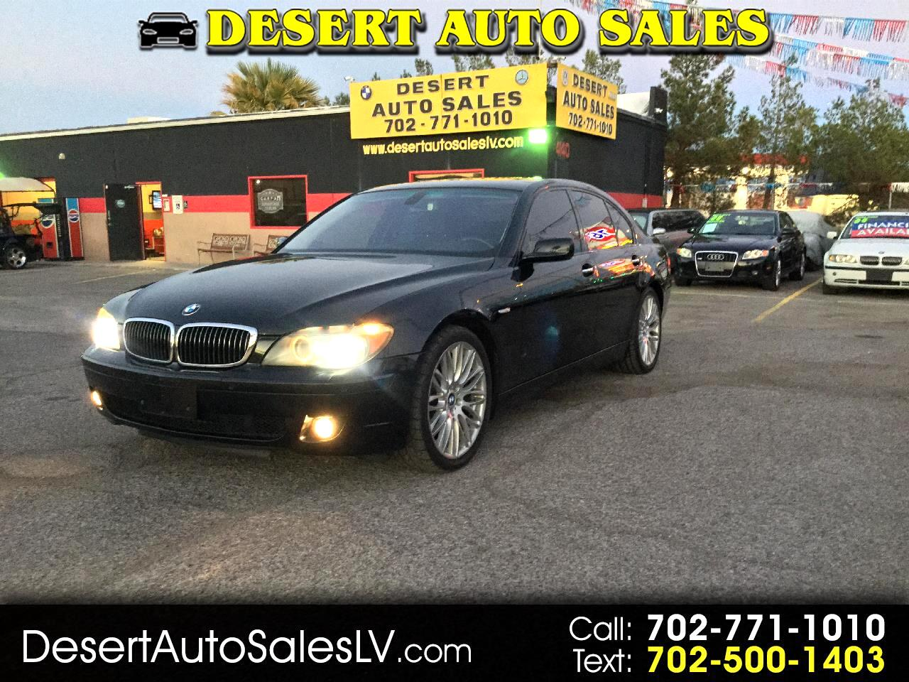 2008 BMW 7 Series 4dr Sdn ALPINA B7