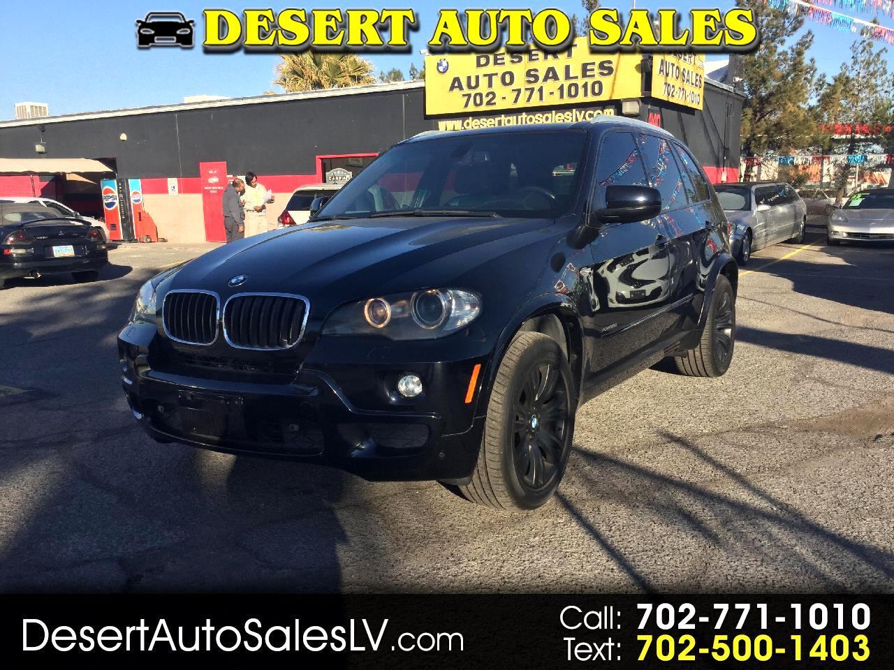 2010 BMW X5 AWD 4dr 30i