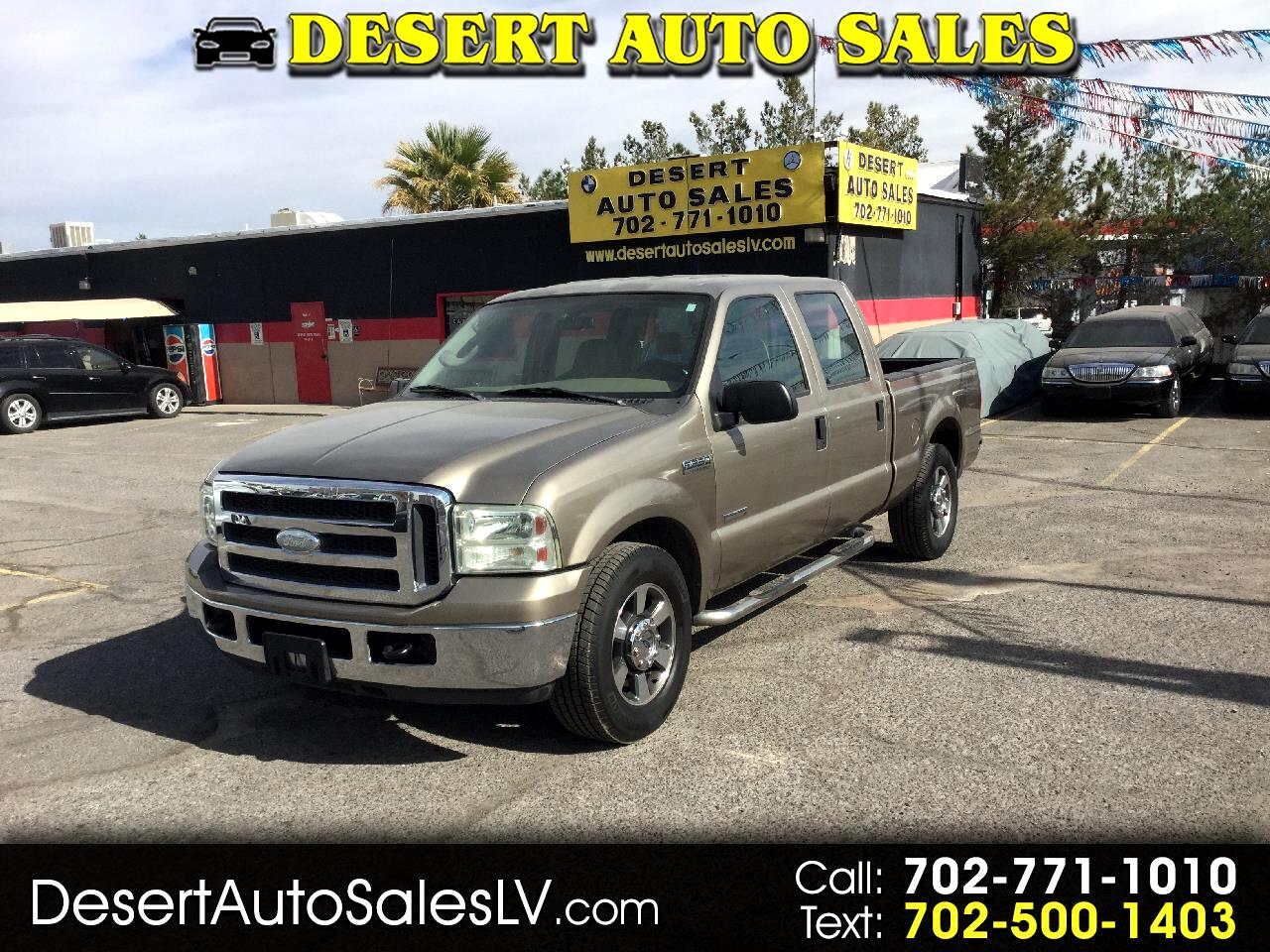 "Ford Super Duty F-250 Crew Cab 156"" King Ranch 2005"