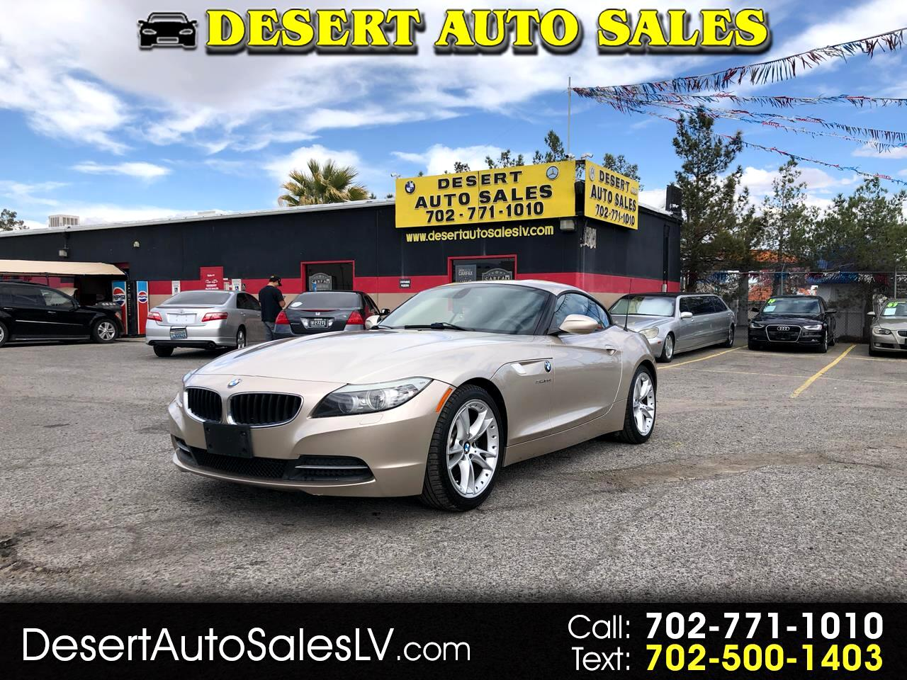 BMW Z4 2dr Roadster sDrive30i 2009