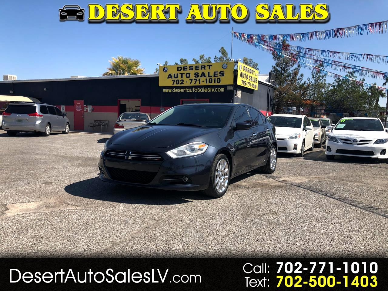 Dodge Dart 4dr Sdn Limited 2014