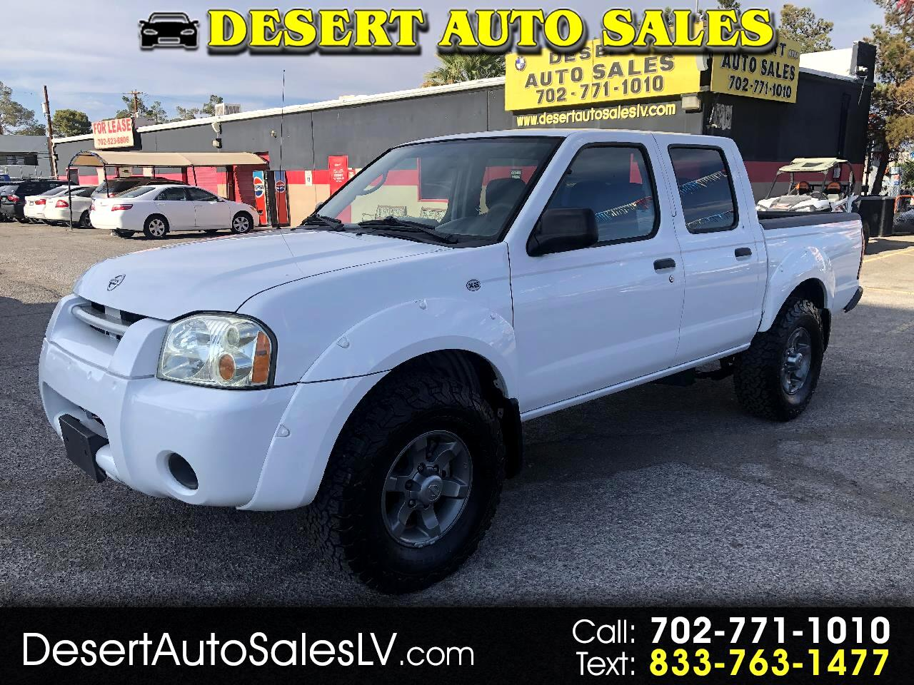 Nissan Frontier 2WD XE Crew Cab V6 Auto Std Bed 2004
