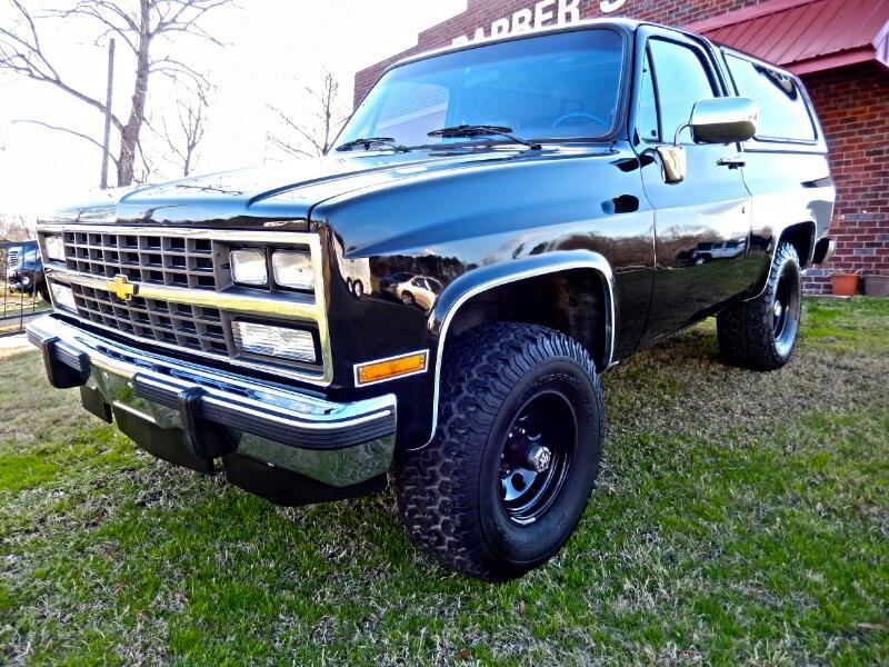1991 Chevrolet Blazer 4WD