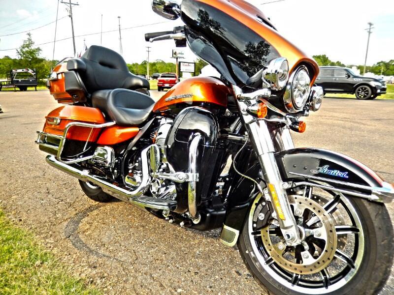2014 Harley-Davidson FLHTK Electra Glide Limited